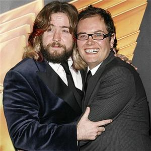 is alan carr dating anyone
