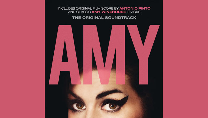 Amy - The Original Soundtrack Album Review