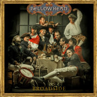 Bellowhead - Broadside Album Cover