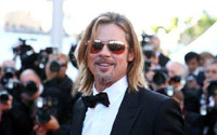 Brad Pitt. 'Killing Them Softly' premiere during the 65th Cannes Film Festival. Cannes, France - 22.05.12.