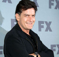 Charlie Sheen Pledges $1 Million To Military Charity Organization