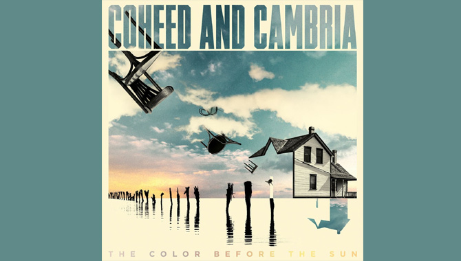 Coheed and Cambria The Color Before The Sun Album