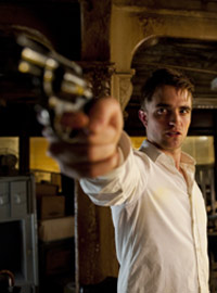 'Robert Pattinson starring in Cosmopolis