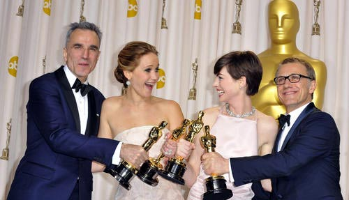 Oscars Winners 2013