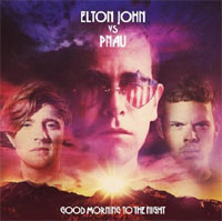 Elton John Vs. Pnau album cover