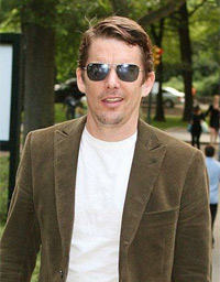 Ethan Hawke. 50th Anniversary Gala to Honour Al Pacino held at the Delacorte Theater in Central Park, Manhattan 18.06.12.