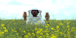 Gruff Rhys - Honey All Over Video