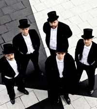 The Hives Official Image