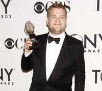 'Cordon Bennett! In one of the biggest upsets in Tony Awards history, British comedian James Cordon scooped the Best Leading Actor gong this week