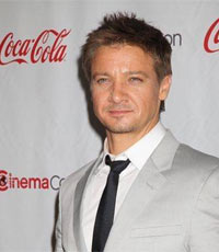 Jeremy Renner. CinemaCon 2012 Big Screen Achievement Awards at Caesars Palace Resort and Casino