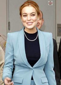 Lindsay Lohan Confirmed To Play Elizabeth Taylor In Biopic