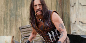 Machete, Trailer