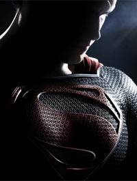 Man Of Steel Film Poster