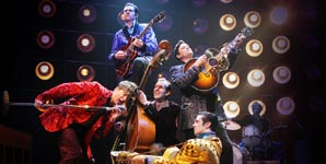 Million Dollar Quartet - Behind The Scenes Preview - Video