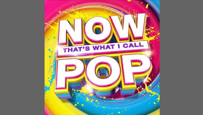 Various Artists Now That's What I Call Pop! Album