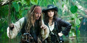 Pirates Of The Caribbean: On Stranger Tides, Trailer