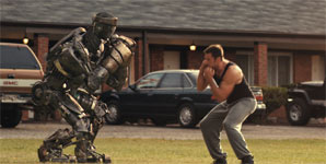 Real Steel, Trailer