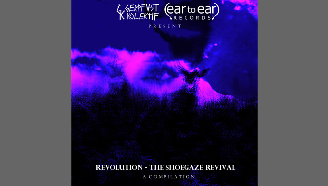 Various Artists Revolution - The Shoegaze Revival Album