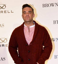 Robbie Williams Baby News