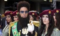 Why Did Sacha Baron Cohen Get The Hump At Cannes?