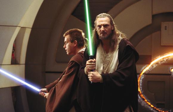 Obi Wan Ewan & Liam