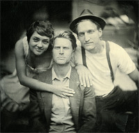 The Lumineers Press Shot