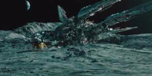 Transformers 3: Dark Of The Moon, Teaser Trailer