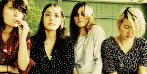 Warpaint - Undertow Video