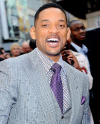 Will Smith attendeding the UK premiere of Men in Black 3