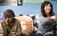 Won't Back Down, an education-system drama starring Maggie Gyllenhaal, Viola Davis and Holly Hunter.