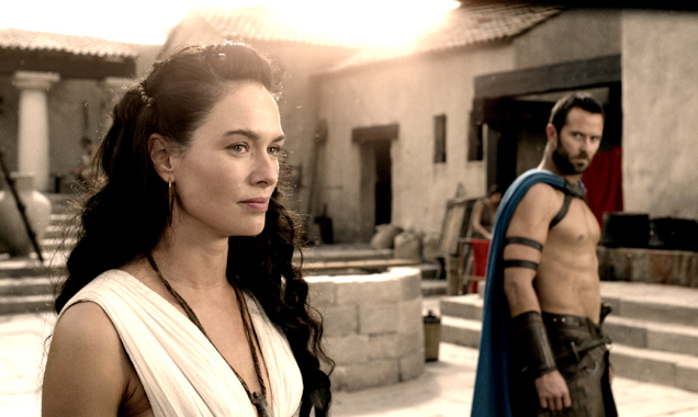 Lena Heady, 300: Rise of an Empire Still