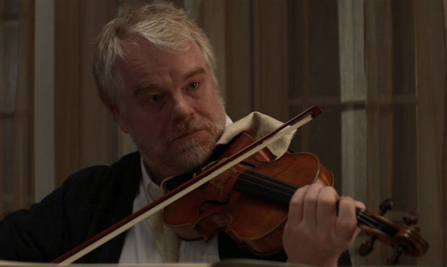 Philip Seymour Hoffman movies A Late Quartet