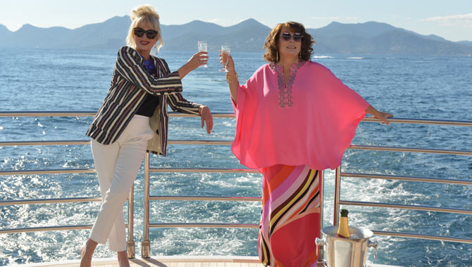Absolutely EVERYTHING You Need To Know About 'Ab Fab: The Movie'