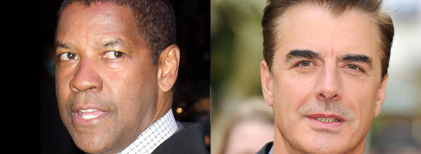 Denzel Washington, Chris Noth