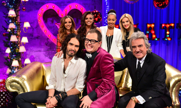 Alan Carr Chatty Man Christmas Special