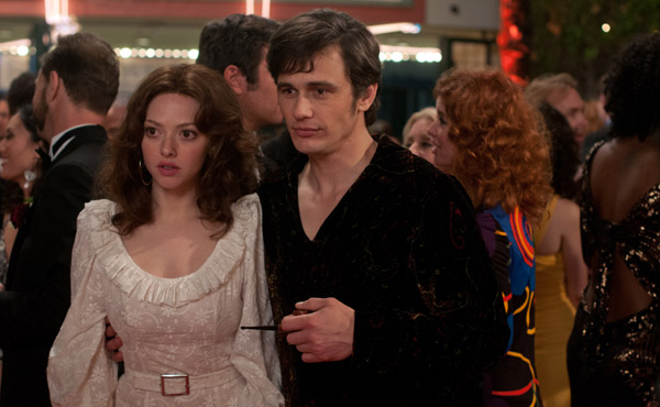 Amanda Seyfried, James Franco, Lovelace Movie Still