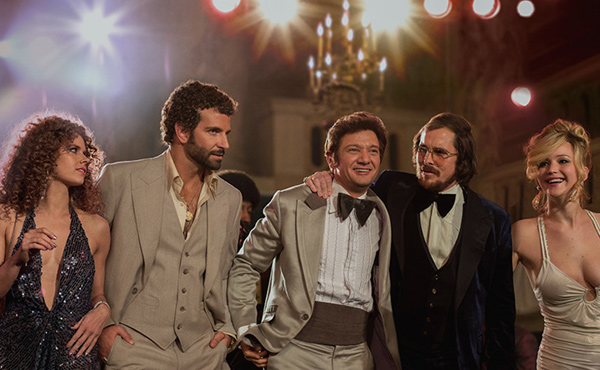 American Hustle cast Jennifer Lawrence
