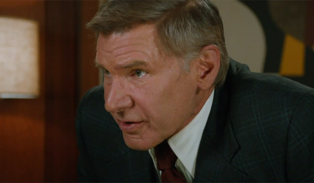 Harrison Ford Anchorman 2
