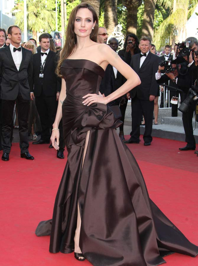 Angelina Jolie at the 2011 Cannes Film Festival