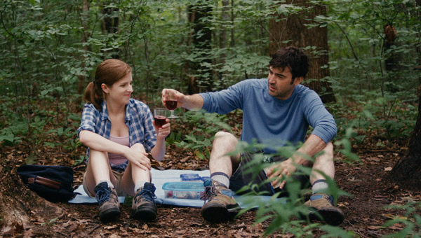 Anna Kendrick and Ron Livingston