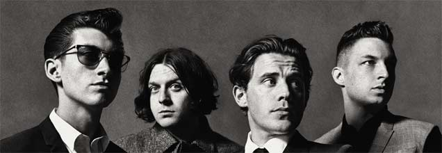 Arctic Monkeys - Press Shot