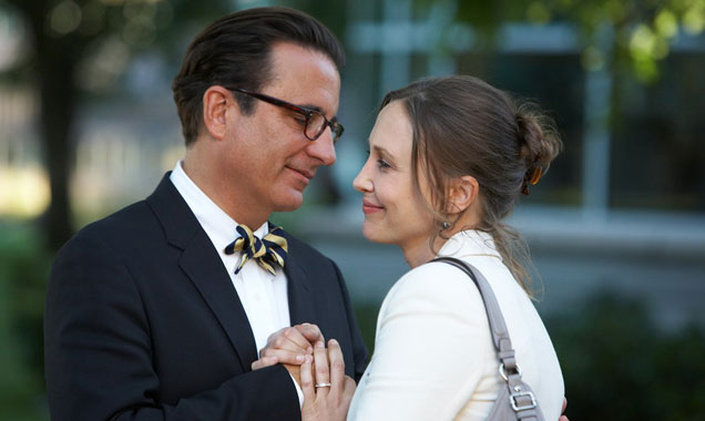 Andy Garcia and Vera Farmiga in At Middleton