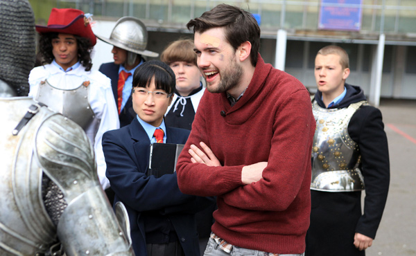 Jack Whitehall Bad Education