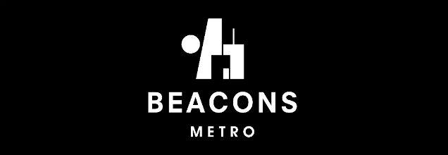 Beacons Metro 2015 logo