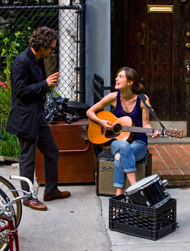 Begin Again Mark Ruffalo