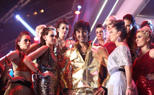 Besharam Movie