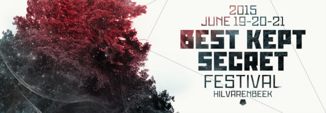 Best Kept Secret 2015 logo