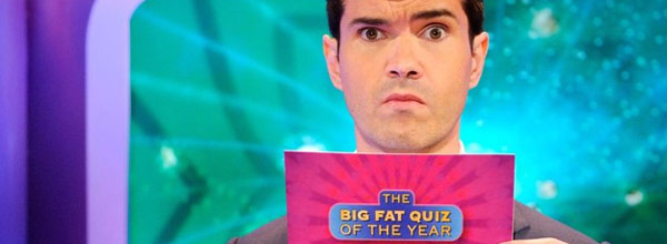 Jimmy Carr's Big Fat Quiz Of The Year