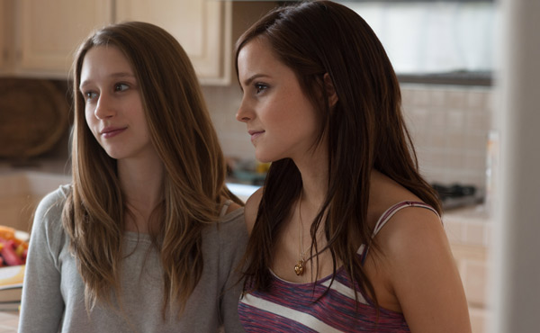 Taissa Farmiga & Emma Watson in The Bling Ring