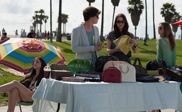 A still from Sofia Coppola's The Bling Ring